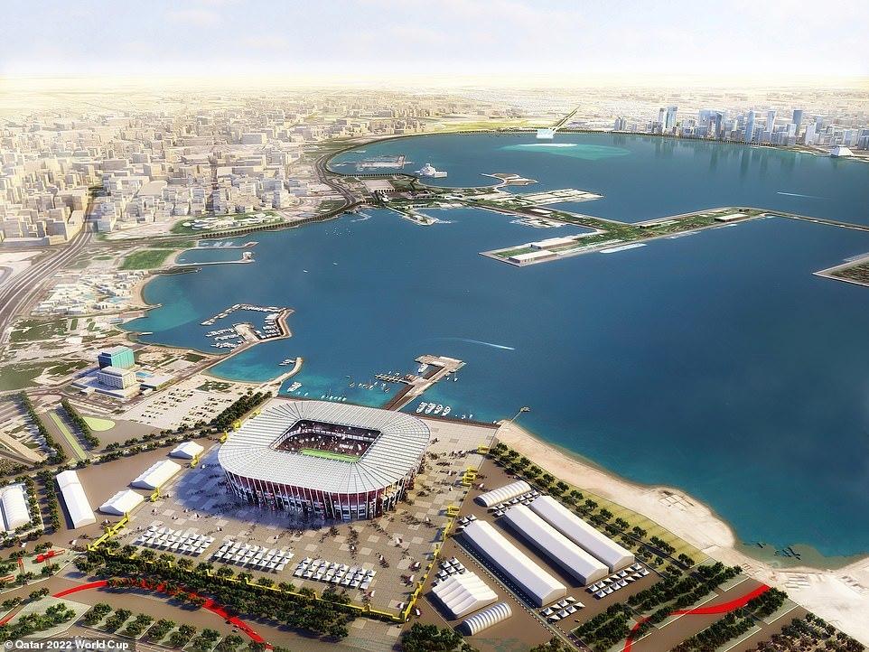 Choáng ngợp trước hàng loạt sân vận động xuất hiện trong World Cup 2022