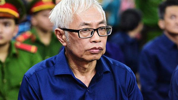 Truy tố cựu TGĐ Ngân hàng Đông Á Trần Phương Bình và 11 bị can