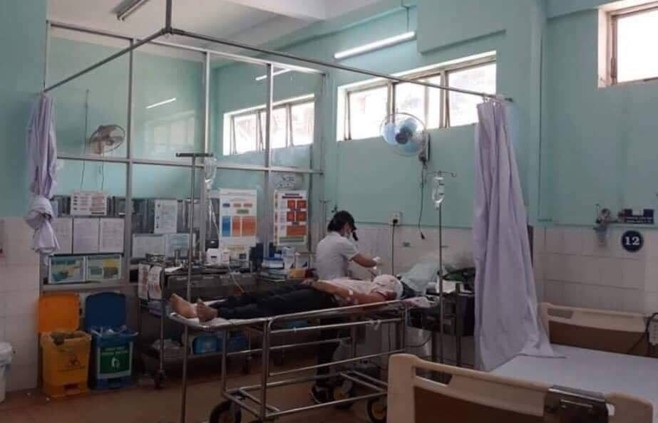 Nghi can bắn chết nữ phó chủ tịch HĐND phường đã qua cơn nguy kịch