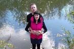 Chém chết vợ bầu vì bị nhắc không hút thuốc lá