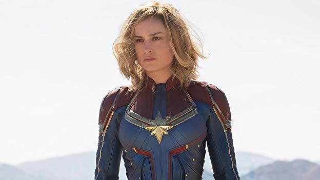 Captain Marvel, trailer Captain Marvel