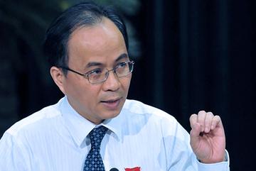 Ông Lê Mạnh Hà bị Thủ tướng kỷ luật khiển trách