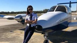 Diễn viên xinh đẹp trở thành nữ phi công của Việt Nam là ai?
