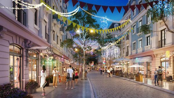 Hưởng lợi dài hạn với shophouse ở Bãi Kem, Nam Phú Quốc