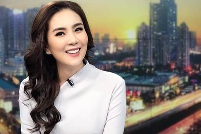 'Cô gái thời tiết' Mai Ngọc làm Biên tập viên Thời sự