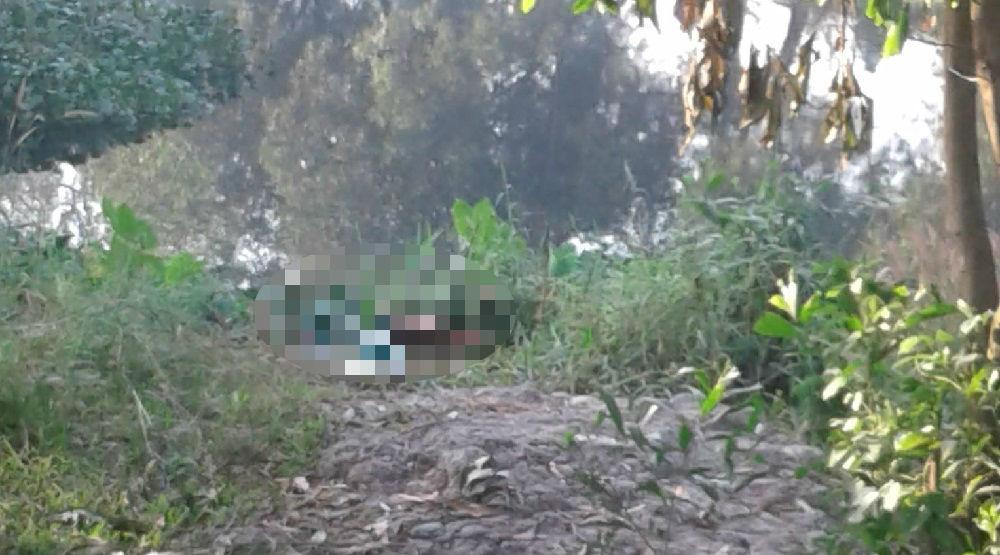 Nam thanh niên mặc đồ GrabBike nghi bị cướp giết hại