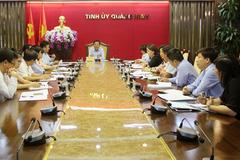 2019: Sáp nhập 4 cơ quan báo chí tại Quảng Ninh