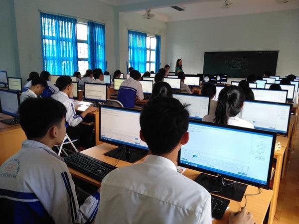 Gia Lai: 100% học sinh sử dụng học bạ điện tử