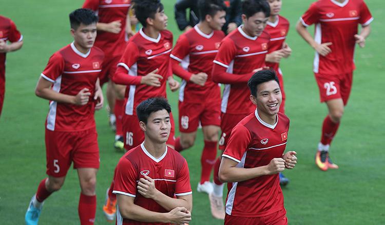 HLV Park Hang Seo: 'Tuyển Việt Nam nhớ bài học cũ, chưa nghĩ đến chung kết'