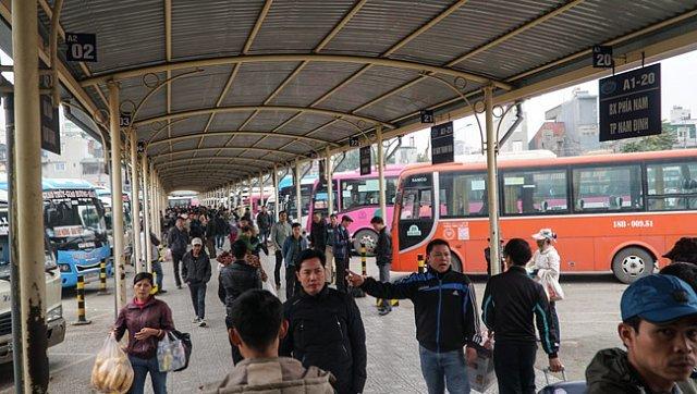 Hà Nội điều chuyển xe khách từ Giáp Bát về bến Yên Sở: Ai cũng lo