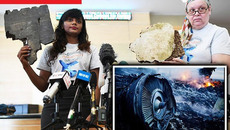 """Thế giới 24h: Tuyên bố sốc về các """"mảnh vỡ"""" MH370"""