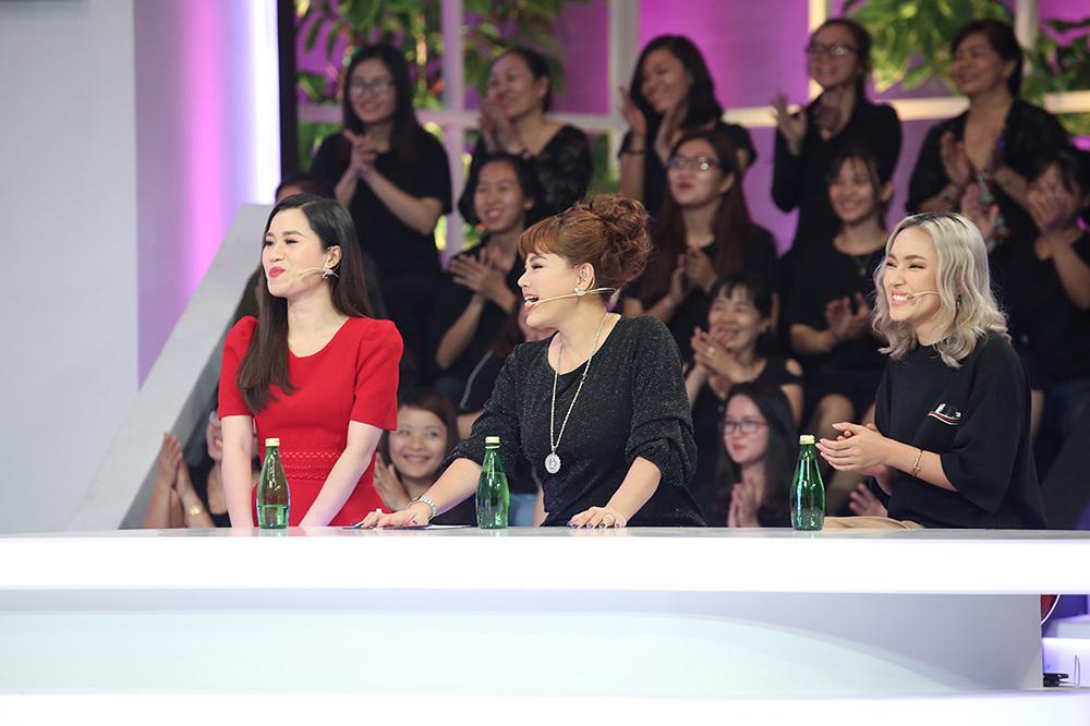 Hotgirl Châu Bùi bị bạn trai Decao kể xấu trên truyền hình