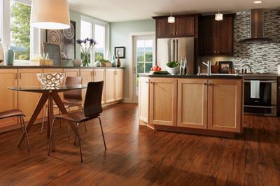 Ấn tượng với sàn gỗ từ Công ty nội thất Hoàng Gia