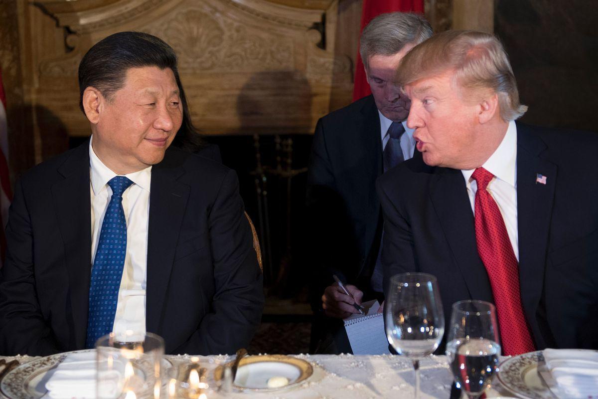 Cuộc chiến thương mại Mỹ Trung,Chiến tranh thương mại Mỹ Trung,thượng đỉnh Mỹ Trung