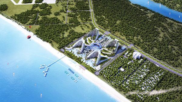 The Arena Cam Ranh - lợi nhuận đến 239 triệu/năm