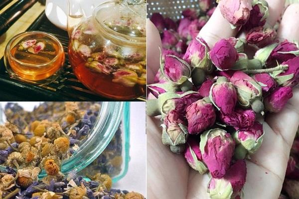 Trà hoa khô: Nhập nhèm nguồn gốc, khó kiểm soát chất lượng