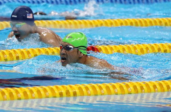 Ấn tượng Paralympic Việt Nam ở Asian Para Games 2018