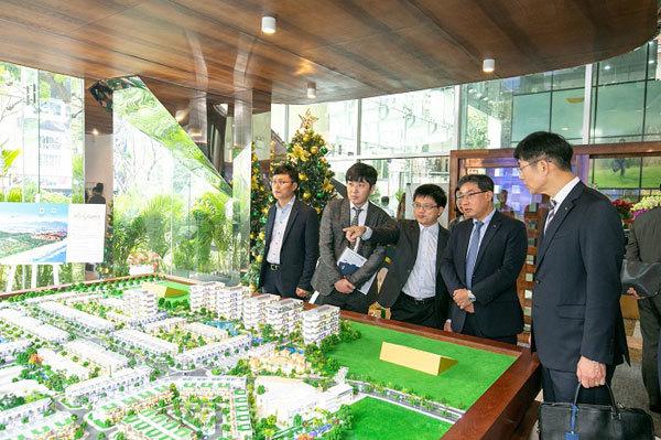 Phú Long 'bắt tay' Posco E&Cphát triển đô thị thông minh