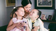 Cuộc sống của ba mẹ con Hồng Nhung sau sóng gió cuộc đời