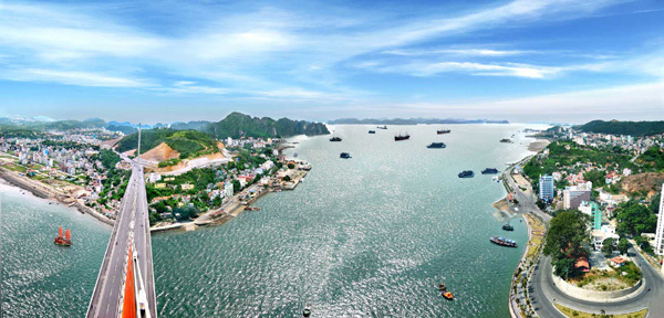 Quảng Ninh tập trung toàn lực trở thành 'thành phố thông minh'