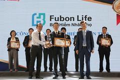 Fubon Life- 6 năm vào Top 100 sản phẩm dịch vụ Tin&Dùng