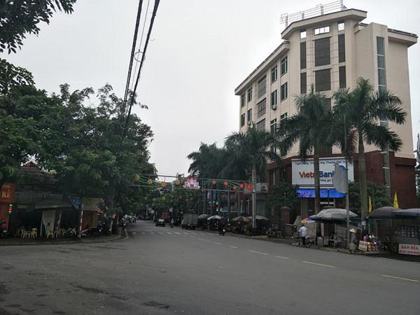 Phúc Yên- 'thành phố ánh sáng' ở Vĩnh Phúc
