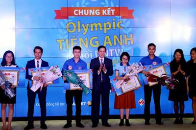 PV GAS 'so tài' trong Olympic tiếng Anh Khối Doanh nghiệp T.Ư