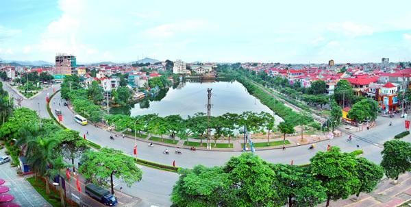 'Triết lý xanh' từ các đô thị xanh Vĩnh Phúc