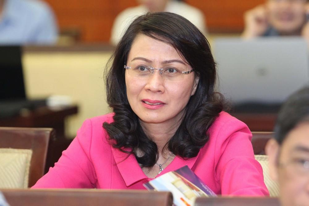 Phó chủ tịch TP.HCM Nguyễn Thị Thu có tín nhiệm thấp nhất