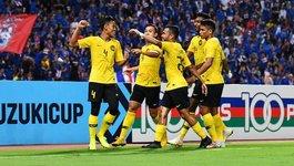 Hạ bệ Thái Lan, Malaysia dũng mãnh vào chung kết AFF Cup 2018