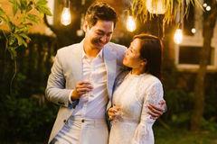 MC Phan Anh trả lời bất ngờ khi vợ 'muốn được cưới'
