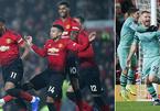 Hàng thủ hớ hênh, MU may mắn thoát thua Arsenal