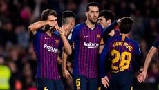 """Barcelona dễ dàng thắng """"4 sao"""" ở Cúp nhà Vua"""