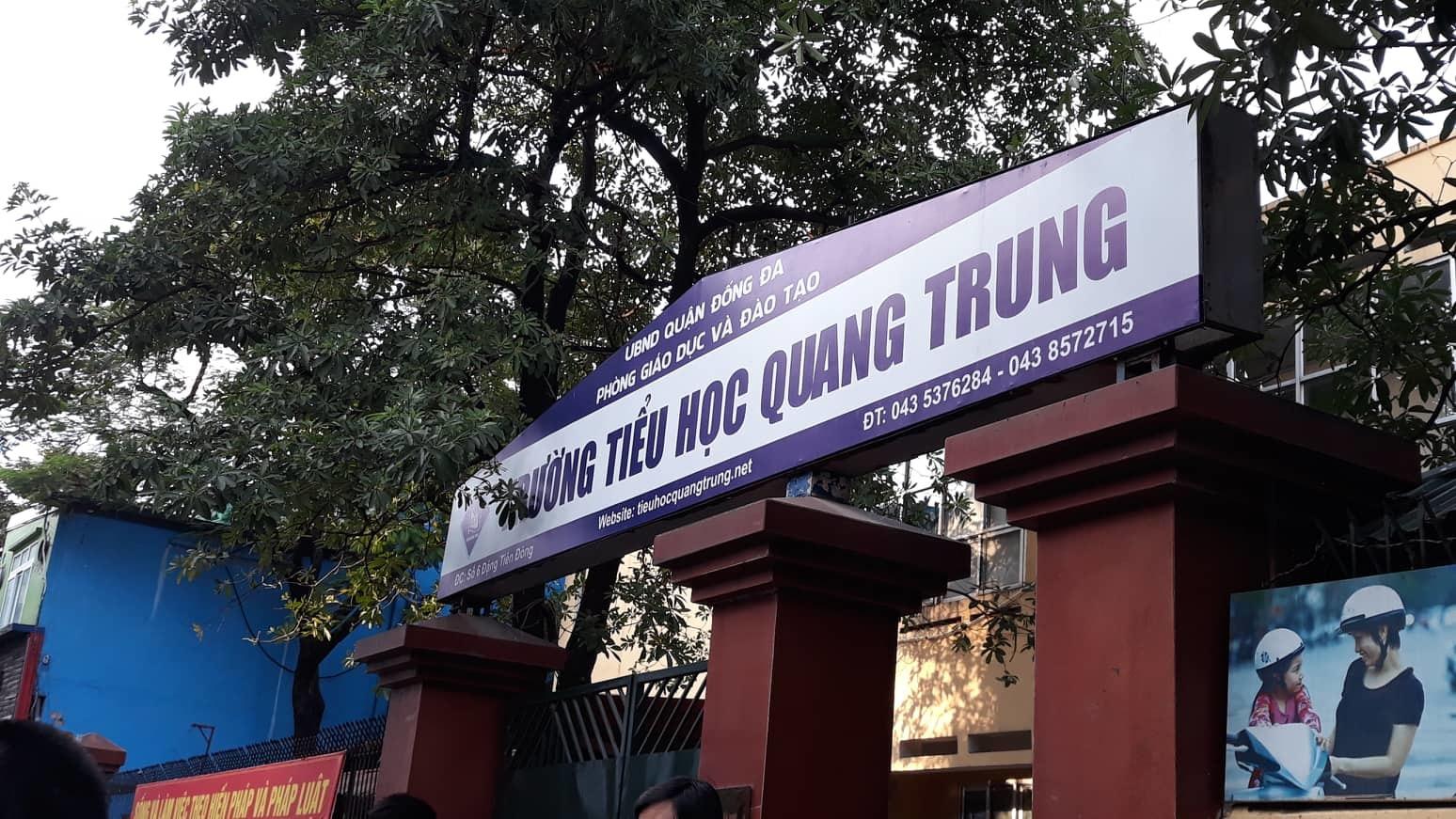 Lời trần tình của cô giáo Hà Nội bị tố bắt học sinh tát bạn