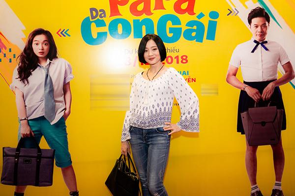 Thái Hòa xem Kaity Nguyễn như con gái khi hô hấp nhân tạo