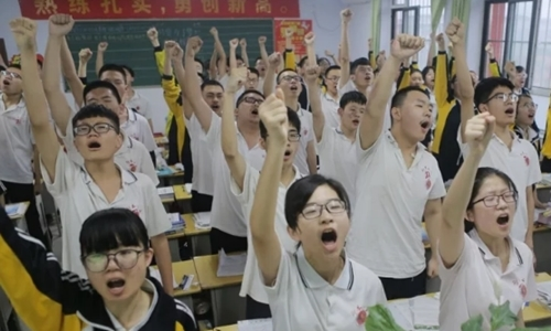 Quan chức giáo dục TQ từ chức vì bê bối thi cử
