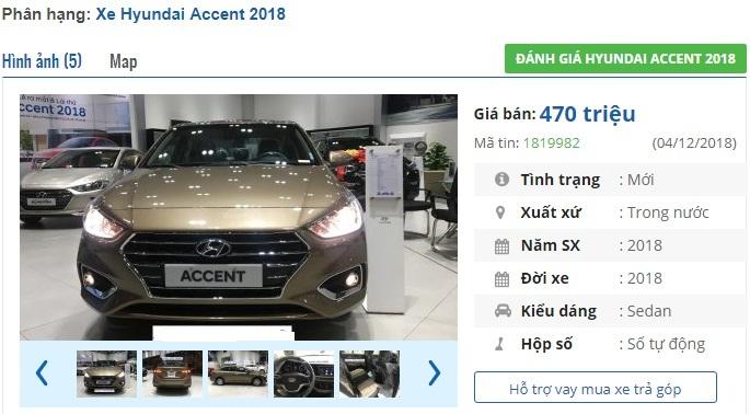 toyota wigo,hyundai accent,kia cerato,ô tô giá rẻ,xe nhỏ giá rẻ