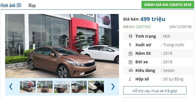 Ô tô mới tinh giá hơn 400 triệu: 3 chiếc 'hot' nhất cho người Việt mua chơi Tết