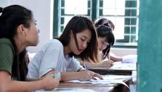Bộ Giáo dục công bố đề thi tham khảo THPT quốc gia năm 2019 môn Toán
