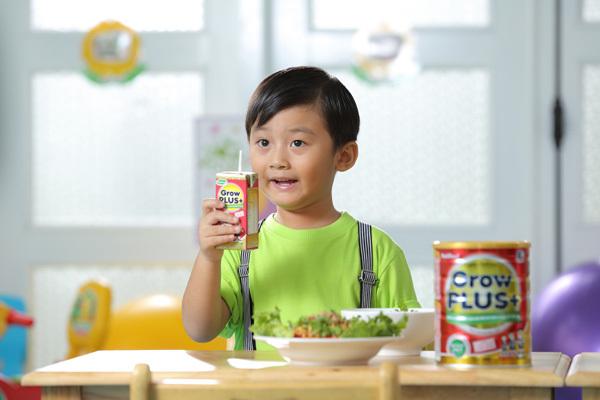 GrowPLUS+ của NutiFood dẫn đầu ngành sữa đặc trị 2 năm liền