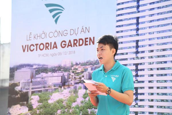 Khởi công dự án Victoria Garden