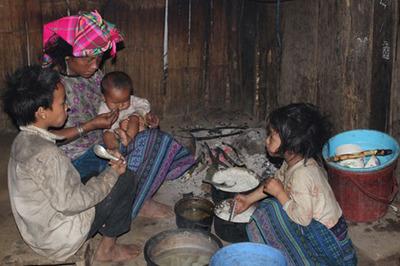 10 tháng, cả nước có hơn 100 nghìn lượt hộ thiếu đói