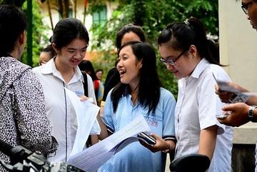 Đề thi tham khảo môn tiếng Nhật THPT quốc gia năm 2019