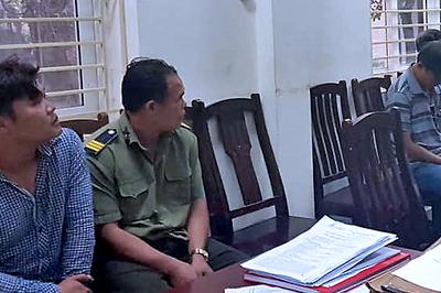 Bắt bảo vệ VFF tuồn vé mời cho phe vé trận Việt Nam vs Philippines