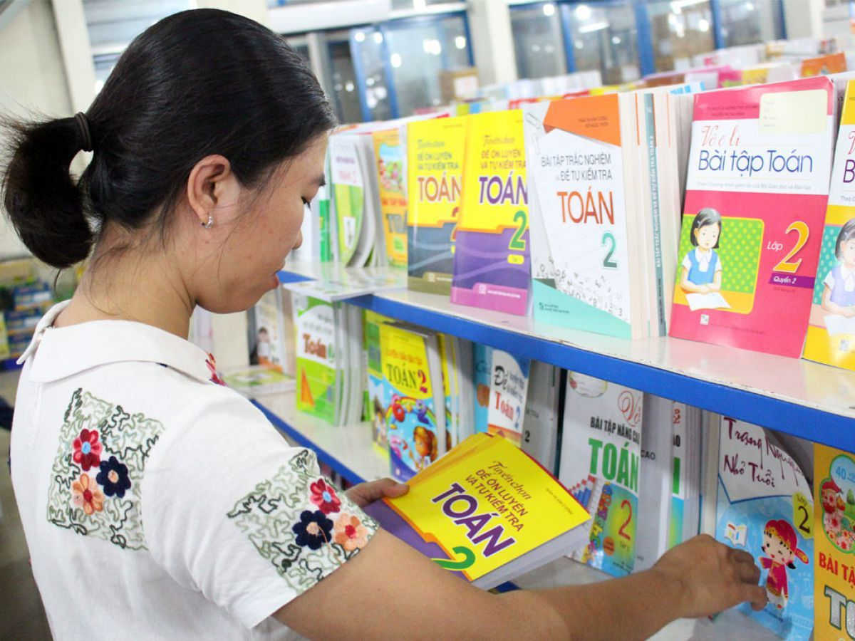 sách giáo khoa,TP.HCM,Bộ GD&ĐT