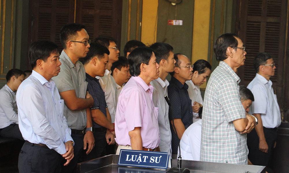 Cựu chủ tịch ngân hàng MHB Huỳnh Nam Dũng kêu oan