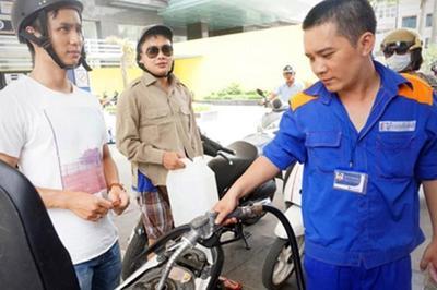 Giá xăng dầu bất ngờ đứng yên