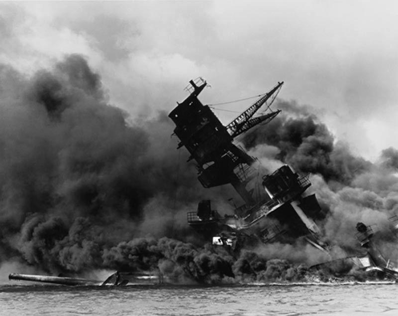 Ngày này năm xưa: Nhật bất ngờ tấn công Mỹ