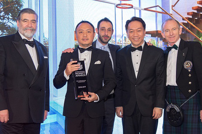 SonKim Land nhận cúp đúp giải thưởng 'International Property Awards'