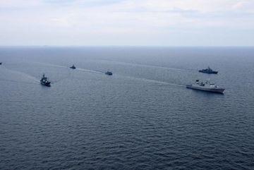Tướng Nga nói gì về khả năng tàu sân bay Mỹ vào biển Đen?